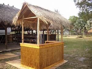 Custom Built Tiki Huts -Tiki Bars Nationwide Delivery