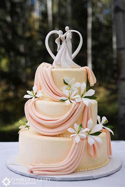 intimately elegant wedding cake designs  decorations