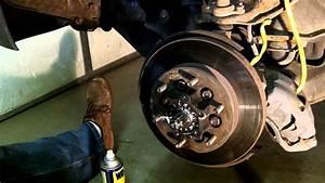 Axle Replacement 1 Of 4- 1995 Isuzu Rodeo