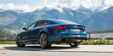 Audi Photo by 2016 Audi Rs7 Sportback Performance Review Photos