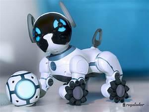 Perro robot: el perro CHiP, un canino particular! Dogalize