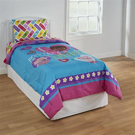 Doc Mcstuffins Bedroom Set by Disney Doc Mcstuffins Comforter Home Bed Bath