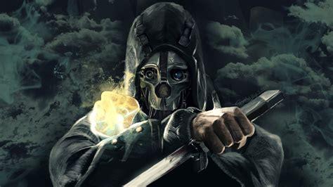 Dishonored Corvo Attano Painting By Geekyglassesartist