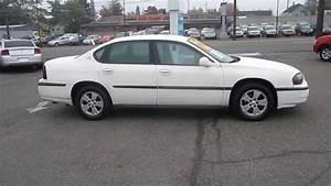 2004 Chevrolet Impala  White - Stock  Tr11228