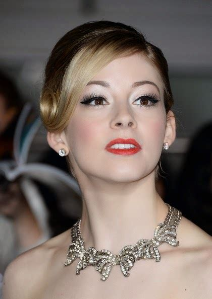 gracie gold french twist hairstyle picture trend hairstyle