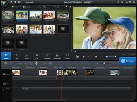 Aimersoft Video Editor Download