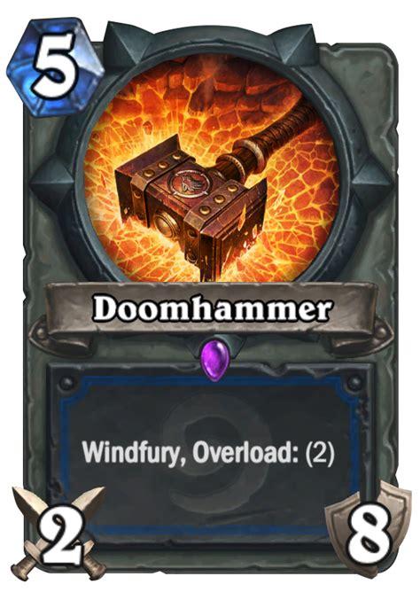 Doomhammer  Hearthstone Card