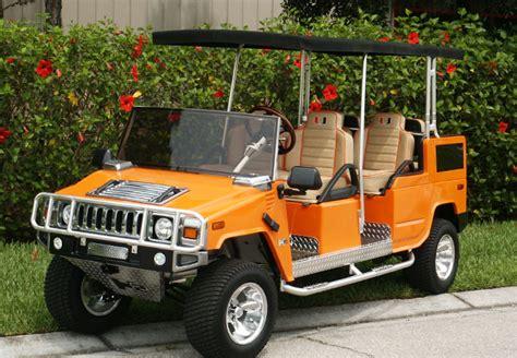 12 Unusual Golf Carts And Creative Golf Cart Designs