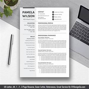 Resume Templates In Ms Word Best Selling Ms Office Word Resume Cv Bundle The