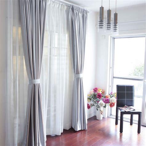 Contemporary Curtains For Living Room [peenmediacom]