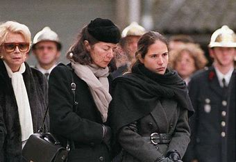 Image result for images mitterrand mistress and child at his funeral