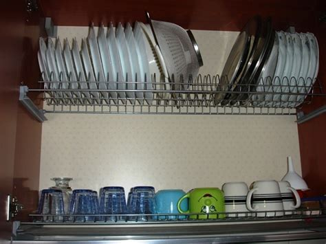 kitchen sink with drying rack 1000 images about open shelves and plate racks on 8573