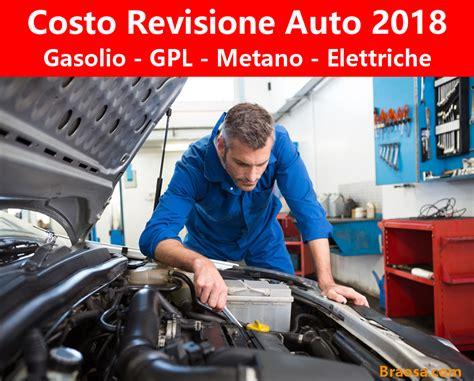 box auto 2 quanto costa quanto costa la revisione auto gpl metano elettrica
