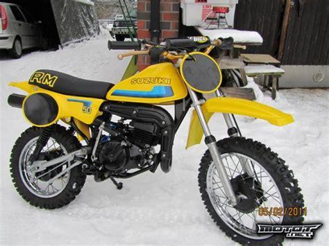Suzuki Rm50 by Suzuki Rm 50 Suzuki Rm 50