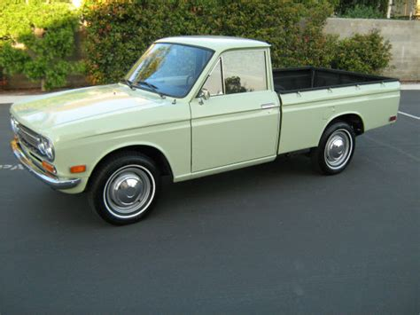 Datsun Trucks For Sale by 1972 Datsun Up Bring A Trailer