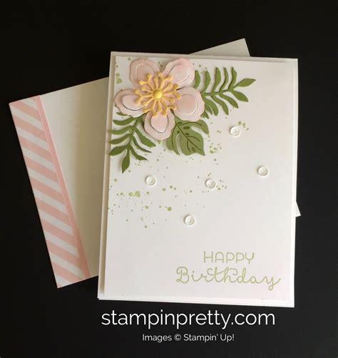 A Botanical Blooms Birthday Wish  Stampin' Pretty
