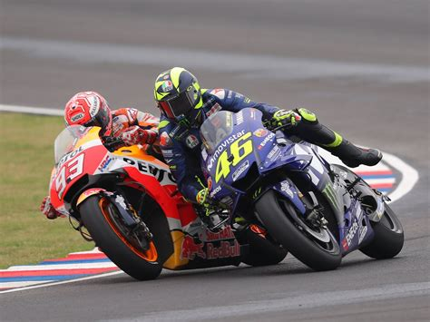 Valentino Rossi Claims Marc Marquez Has 'destroyed' Motogp