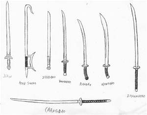 Chinese Swords by Paliandr0 on DeviantArt