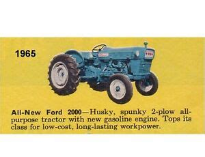 ford  tractor deals   blocks