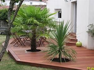 Deco Jardin Pas Cher : decoration terrasse de jardin great idee deco terrasse ~ Premium-room.com Idées de Décoration