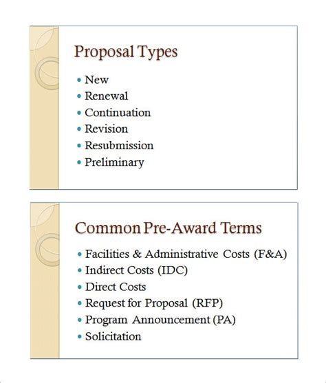training proposal template   word excel