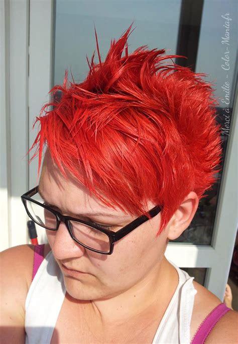 Coloration Vif Coloration Cheveux Vif Pour Femme