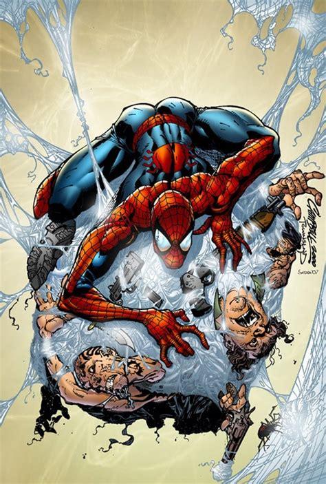 spider man comic book inspired artwork designrfixcom