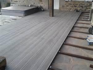 Terrasse En Lame Composite ma terrasse avec une finition en lame de terrasse composite