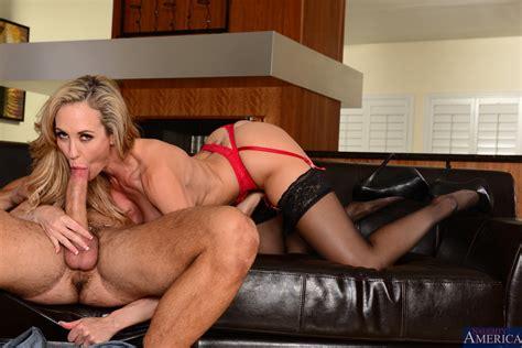 brandi love in black stockings sucking and riding a huge hard dick my pornstar book