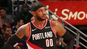 Carmelo Anthony happy to be back after making making ...