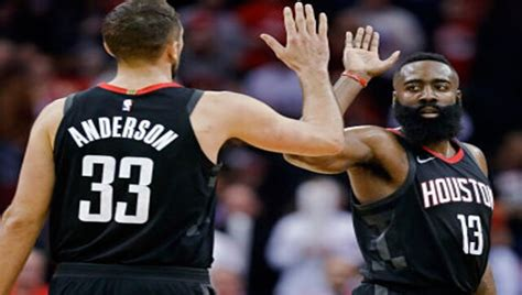 NBA: James Harden propels Rockets to victory over ...