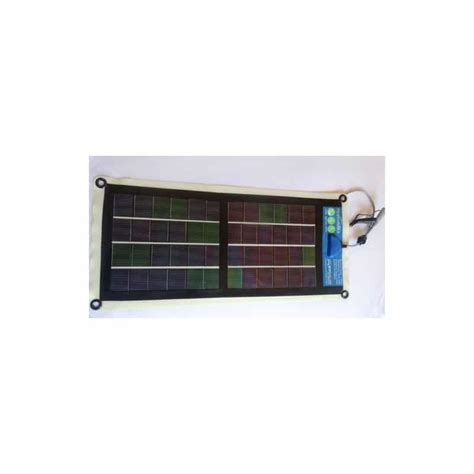 Icp Powerflex Watt Flexible Solar Panel With Pcs Plug
