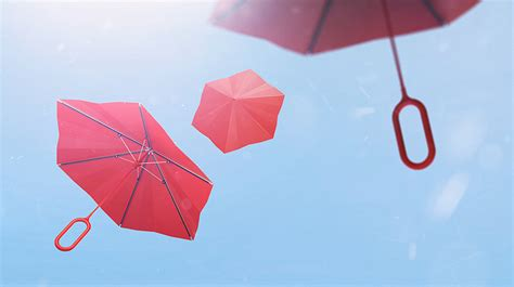 The Self-repair Myu Umbrella Is A Long-term Relationship