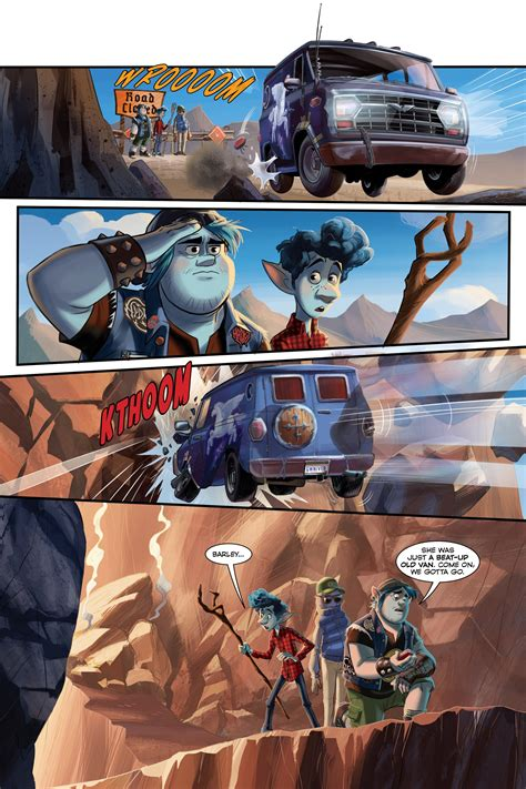 onward  story     comics tpb read onward