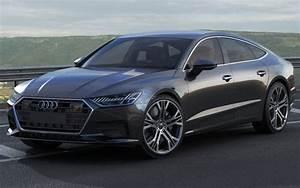 Audi A7 2018 : audi a7 sportback 2018 3d model cgstudio ~ Nature-et-papiers.com Idées de Décoration