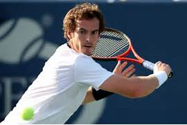 Tennis  Andy Murray ch...Murray Andy