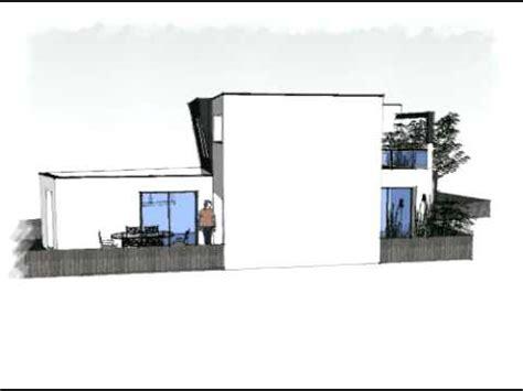 arteco164 maison contemporaine toit plat