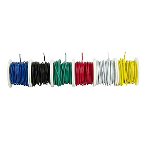 Houseables Electrical Wire Kit Solid Hook Electric