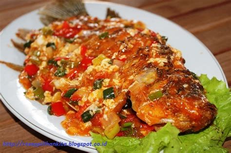 Resep sambal goreng krecek merupakan salah satu resep masakan tradisional yang khas dari yogyakarta. Resep dan Cara Membuat Ikan Goreng Bumbu Rica Rica