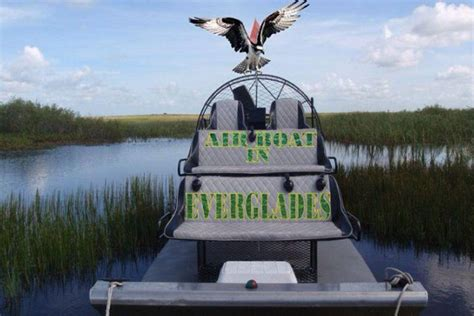 everglades fan boat rides shark valley airboat tours in miami florida east everglades