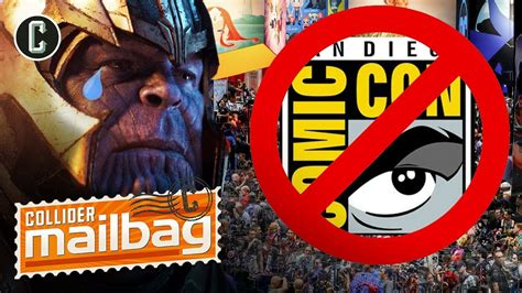 Did Marvel Drop the Ball by Missing Comic-Con? - Mailbag ...