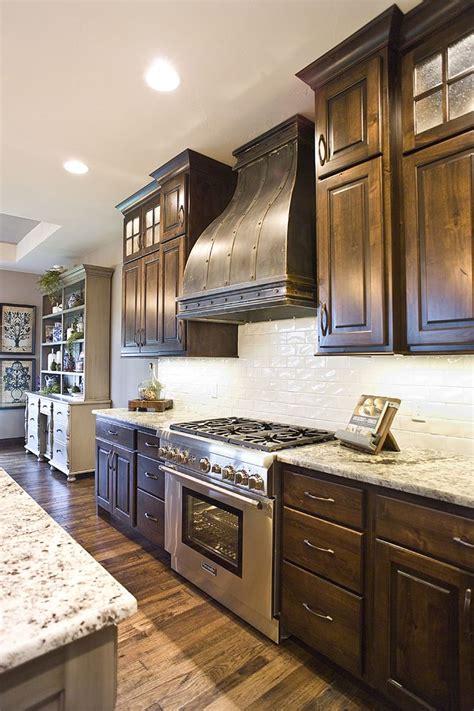 knotty alder kitchen ideas  pinterest rustic