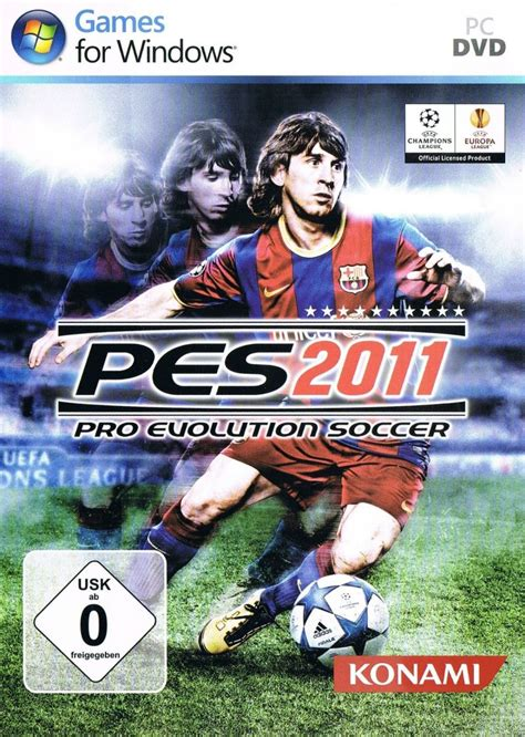 A soccer simulation game available for windows and other operating systems. Download Gratis Pro Evolution Soccer (PES) 2011 Full Version