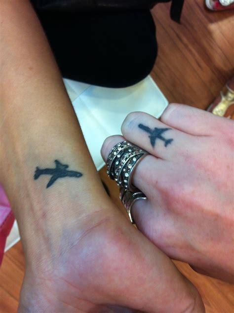 small airplanes tattoosjpg