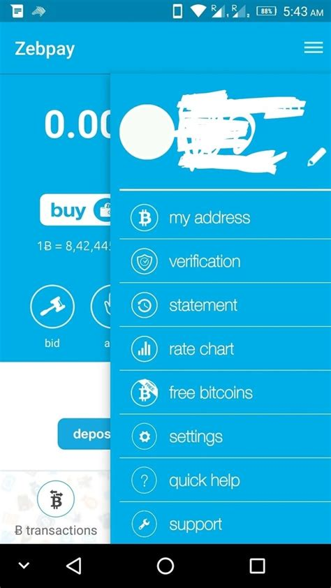 Cex.io is the bitcoin trading platform that combines the crucial features: Can I transfer my bitcoin purchased from cex.io to Zebpay? Also, how can I withdraw bitcoin from ...