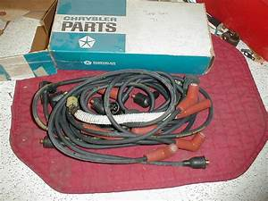 Nos Mopar Spark Plug Wires 1966
