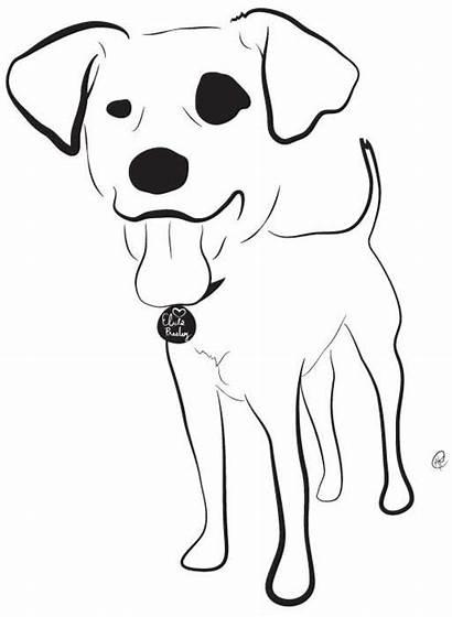 Pet Dog Charity Illustrations Raises Dollars Pups