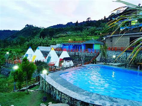 wisata  villa khayangan  bogor   hits