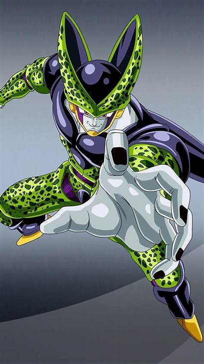 Cell Dbz Perfect Wallpapers Dragon Ball Gt