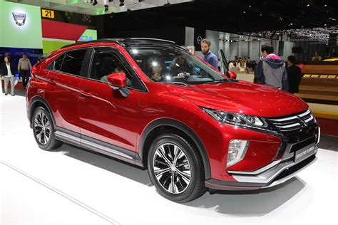 eclipse mitsubishi mitsubishi eclipse cross revealed with new turbo 1 5l